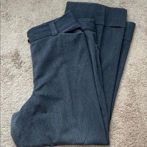 Lane Bryant Gray Dress Pant Size 20